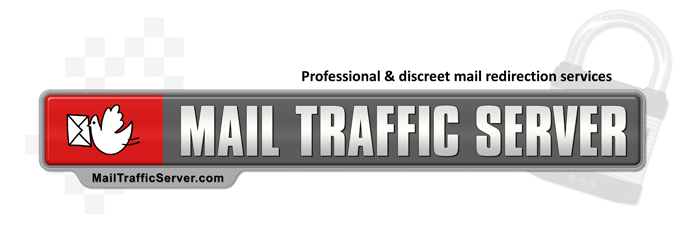 Welcome to MailTrafficServer.com / Professional & discreet mail re-direction services